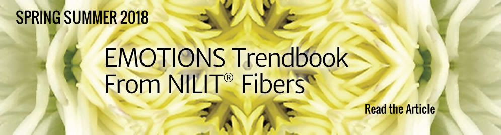 Emotions Trendbook from Nilit Fibers