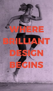 Where Brilliant Design Begins