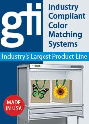 GTI - Industry Compliant Color Matching Systems