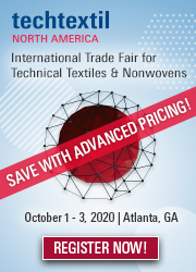 Techtextil advance pricing