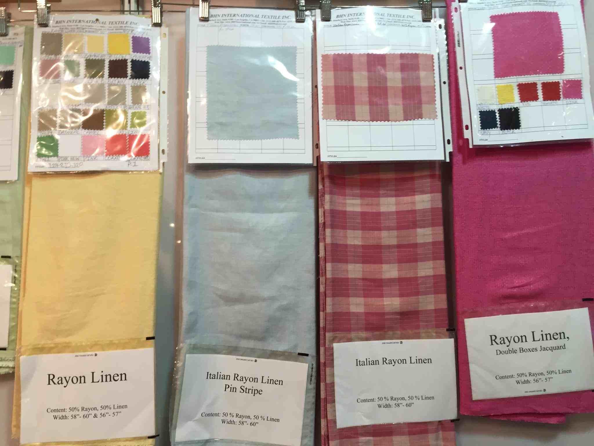 BHN Fabrics