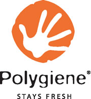 Polygiene - Stays Fresh logo