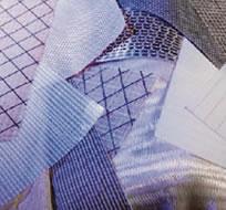 Kuraray Vectran Fabric collage