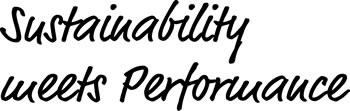 Sustainability Meets Performance