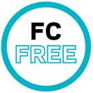 FC FREE logo