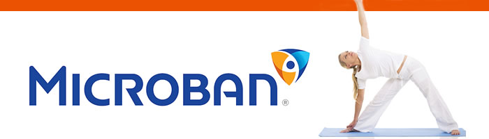 Microban, antimicrobial product protection