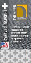 Draper Terapetics Fabric