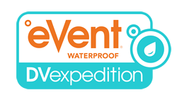 eVent Waterproof DVexpedition logo
