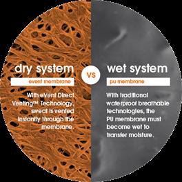 Wet vs. Dry