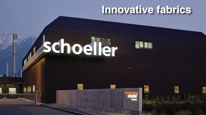 Innovative Fabrics from Scholler Switerland