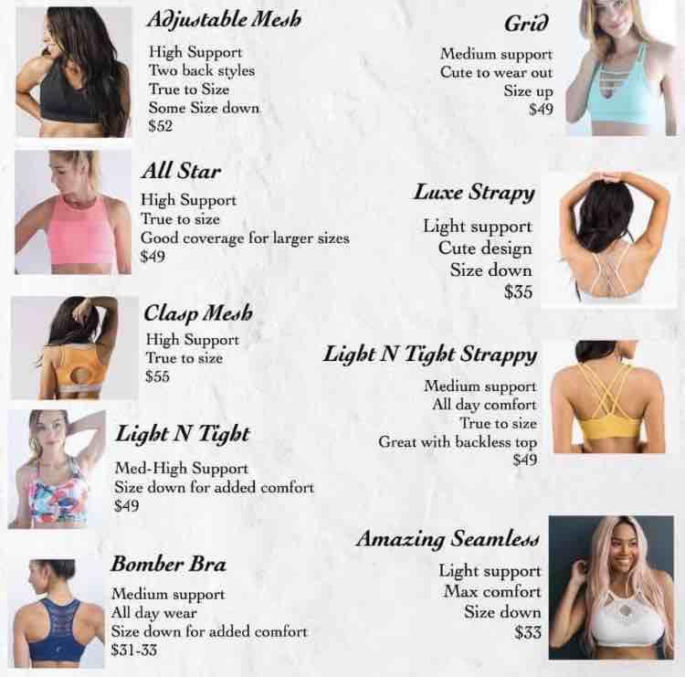 leggings guide